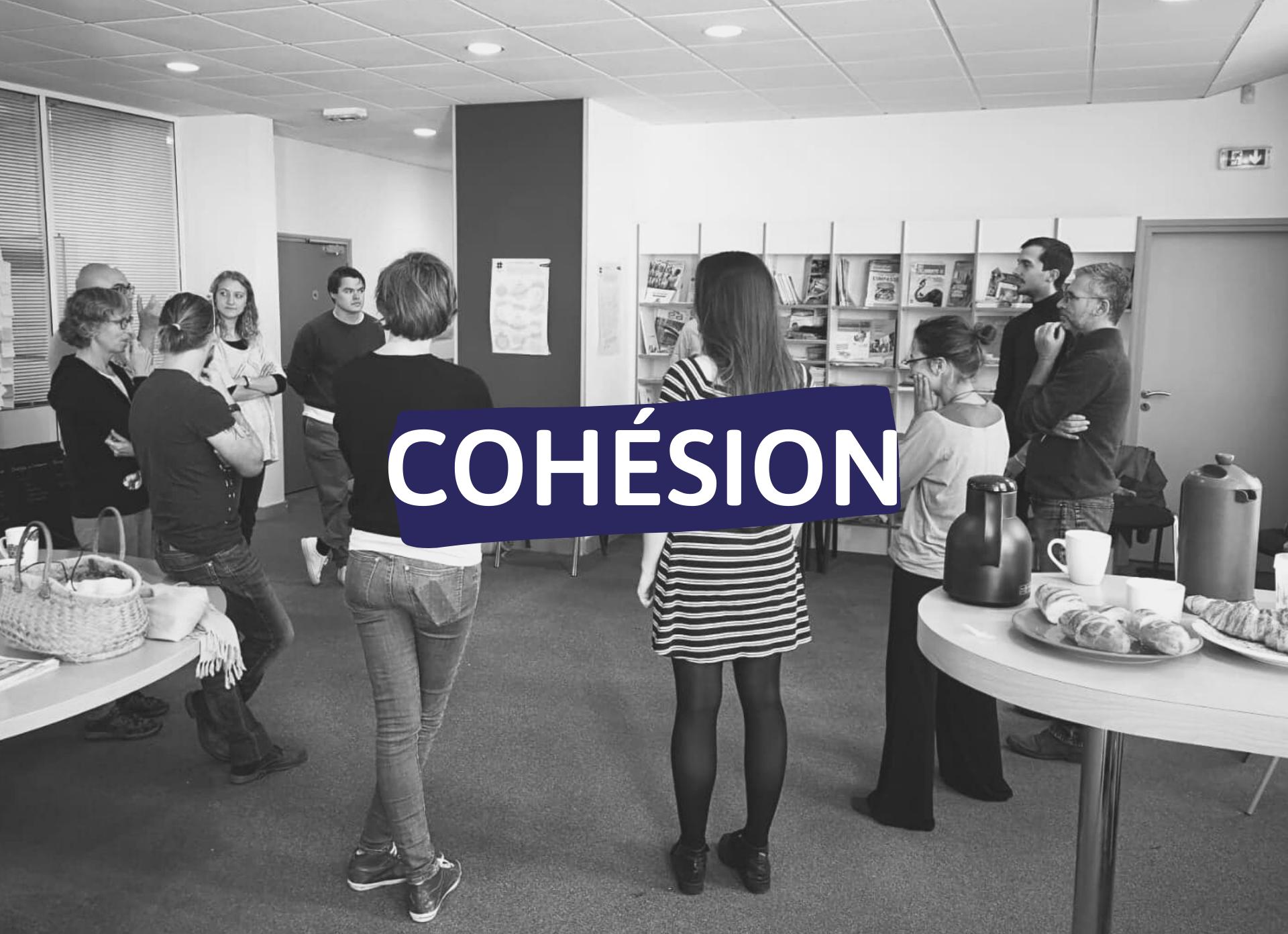 cohésion - theatre forum