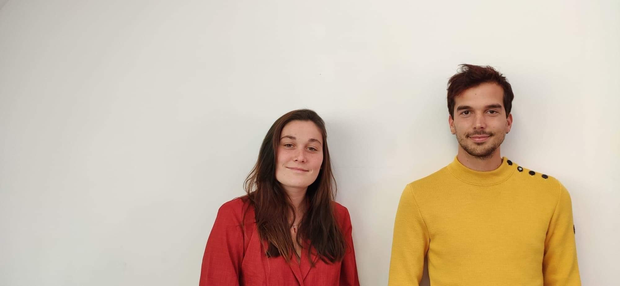 Frédérique Jégu et Cyprien Messin Jokers en Théâtre Forum en Bretagne