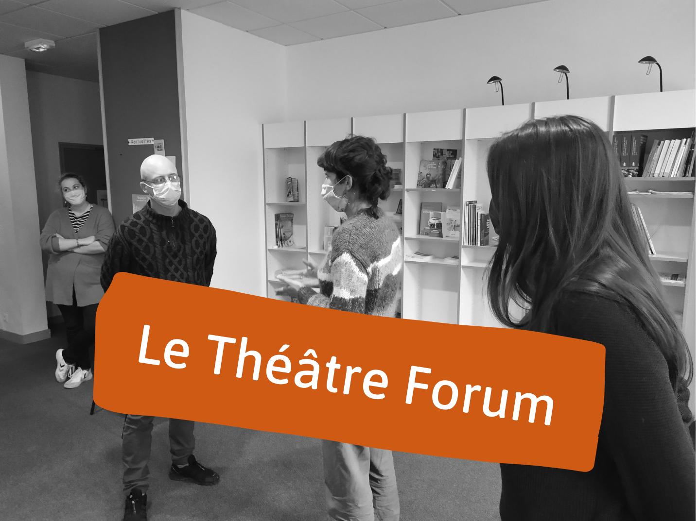 Theatre forum bretagne